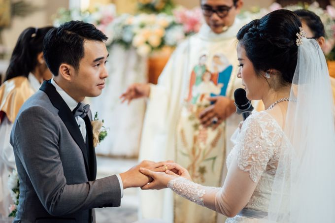 The Wedding of Oscar & Olive by williamsaputra - 021