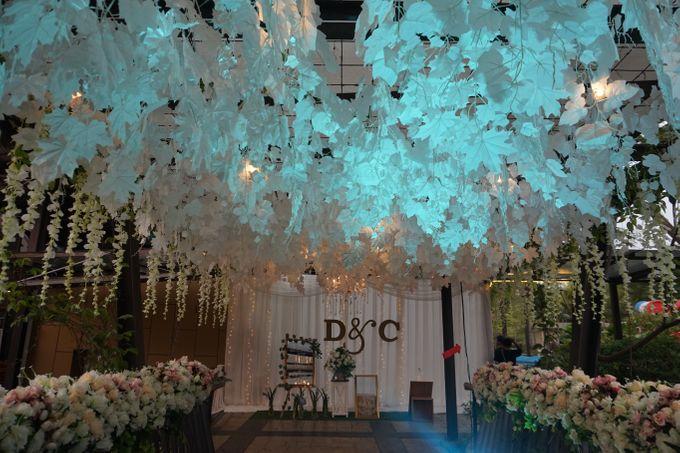 Wedding of Cahya & Diva by Chakra Venue - 001