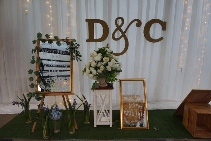 Wedding of Cahya & Diva by Chakra Venue - 002