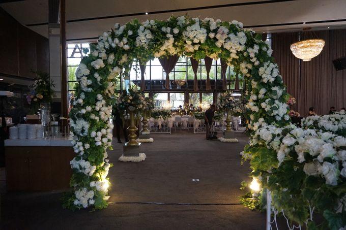 Wedding of Cahya & Diva by Chakra Venue - 007