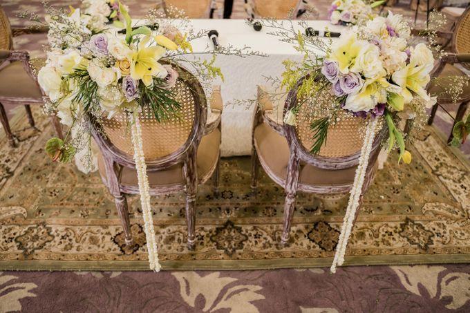Fika & Haryo Wedding by Nicca - 003