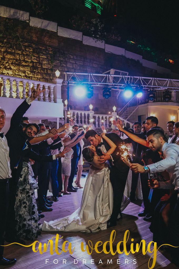 Iranian Wedding At Arma Restaurant by Anta Organization Wedding & Event Planner - 033