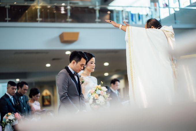 The Wedding of Oscar & Olive by williamsaputra - 023