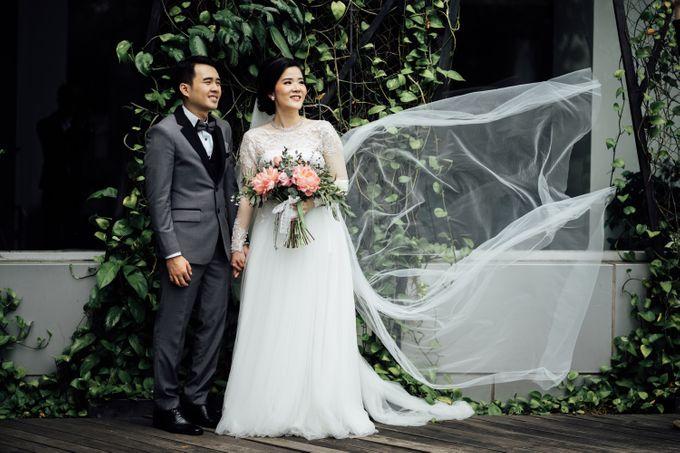 The Wedding of Oscar & Olive by williamsaputra - 024