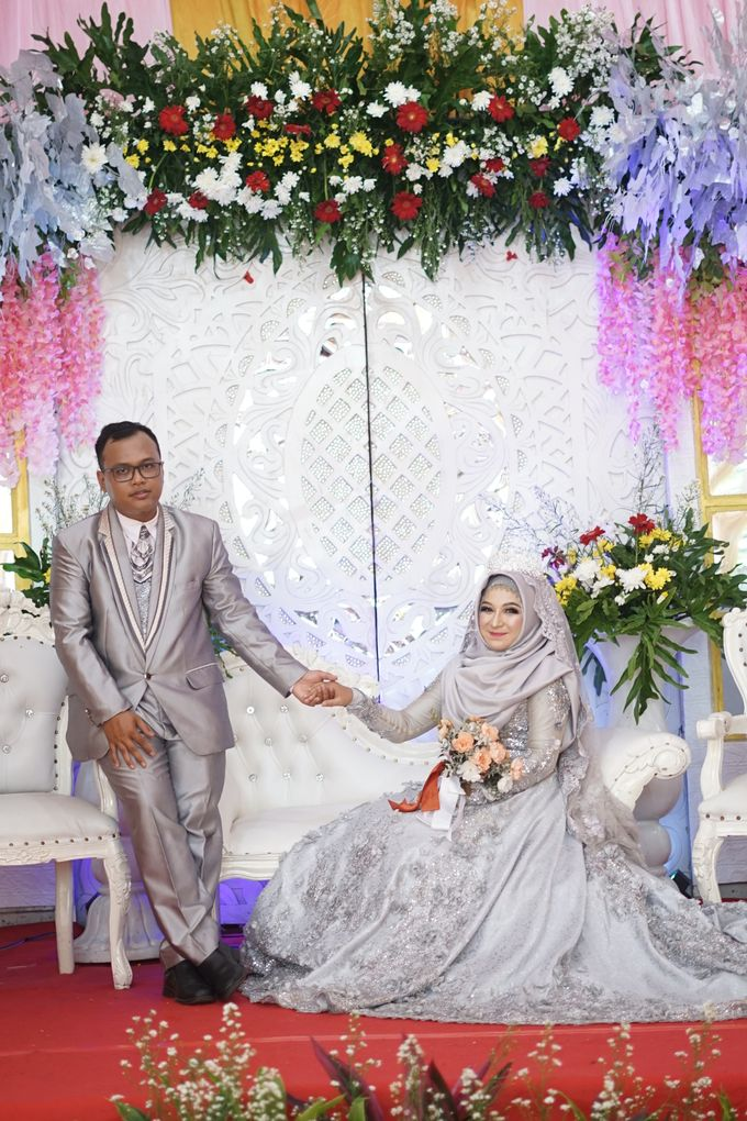 Indri & Robby by Zanita Wedding Organizer - 001