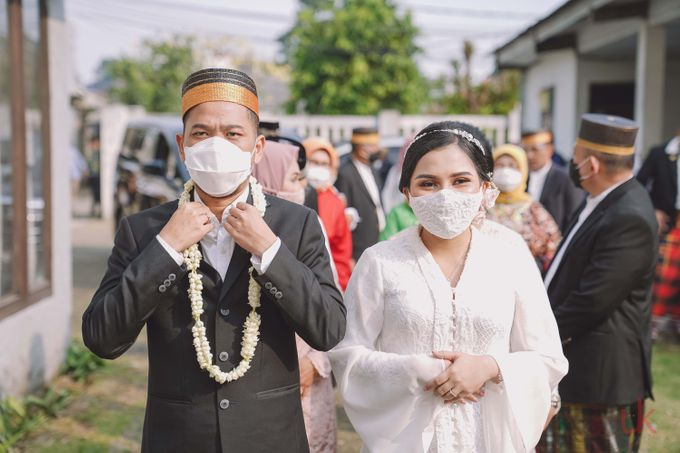 Akad Nikah Nesya & Indra by UK International Jakarta - 015