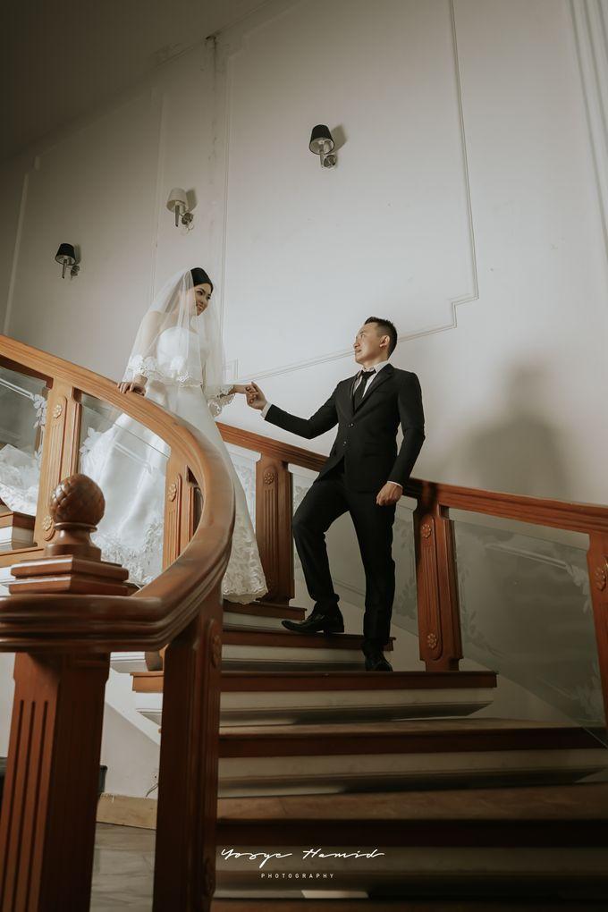 Pre-Wedding by Yosye Wedding Journal - 024