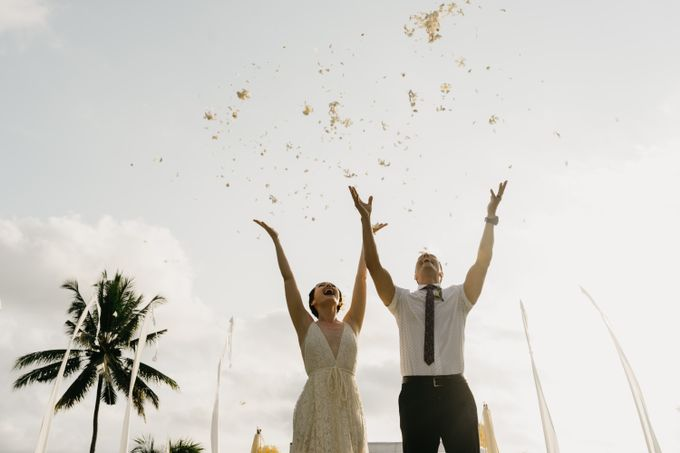 Fun and Romantic Wedding in Bali by Mariyasa - 021