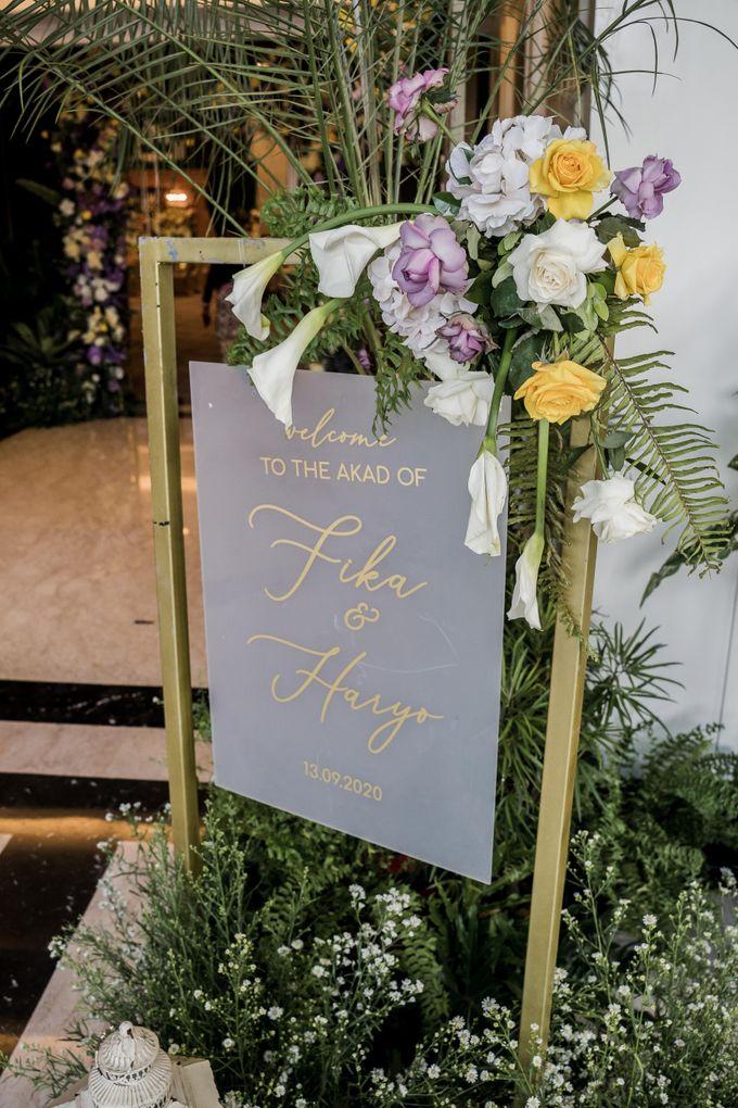 Fika & Haryo Wedding by Nicca - 017