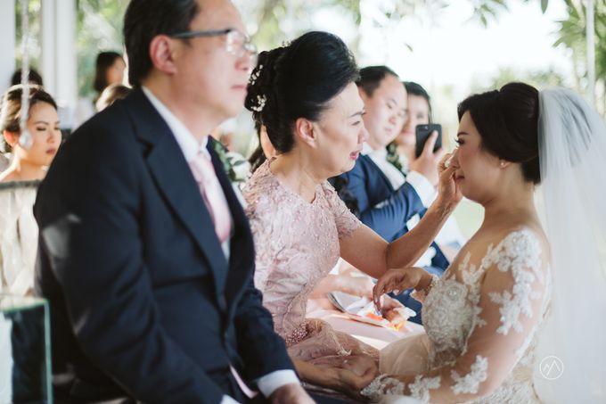 Stervan and Hannah Wedding at Sofitel Nusa Dua by Sofitel Bali Nusa Dua Beach Resort - 008