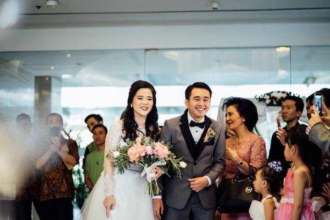 The Wedding of Oscar & Olive by williamsaputra - 025
