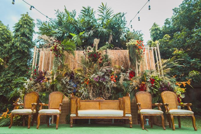 Taman Kajoe | Intimate Kendy & Dimas by diskodiwedding - 003