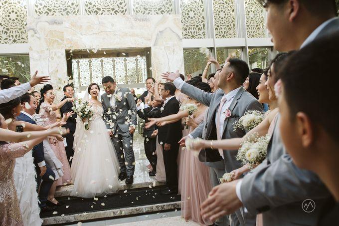 Stervan and Hannah Wedding at Sofitel Nusa Dua by Sofitel Bali Nusa Dua Beach Resort - 009