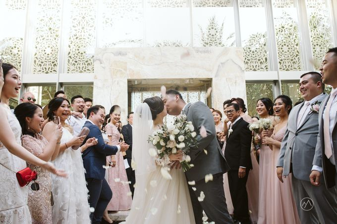 Rustic Elegant Beachfront Wedding by Sofitel Bali Nusa Dua Beach Resort - 019