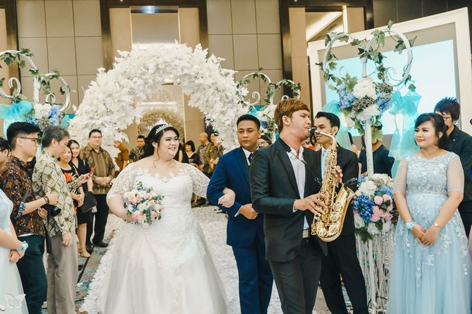 Wedding Bio & Gabby by Tiffany's Flower Room - 008