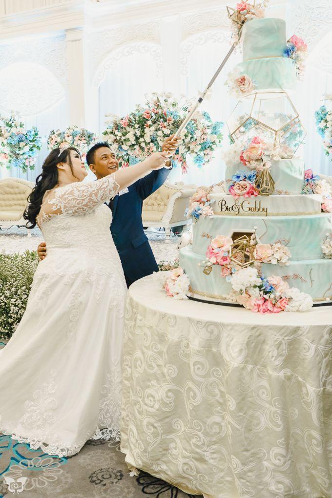 Wedding Bio & Gabby by Tiffany's Flower Room - 009