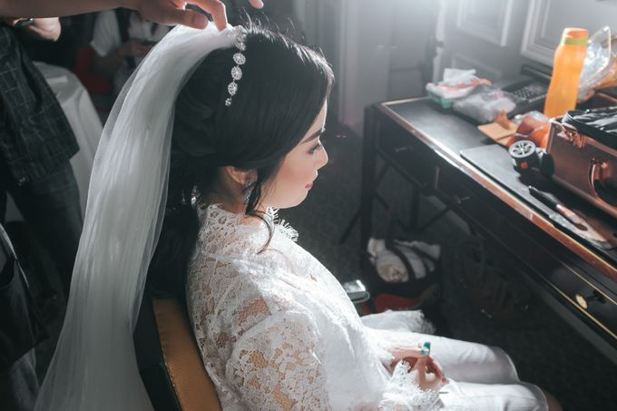 Evelyn & Jossy Wedding Preparation at Four Season Hotel by GoFotoVideo - 012