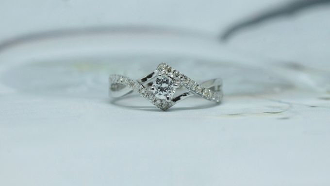 Solitare Series by Crystals Jewelry - 005