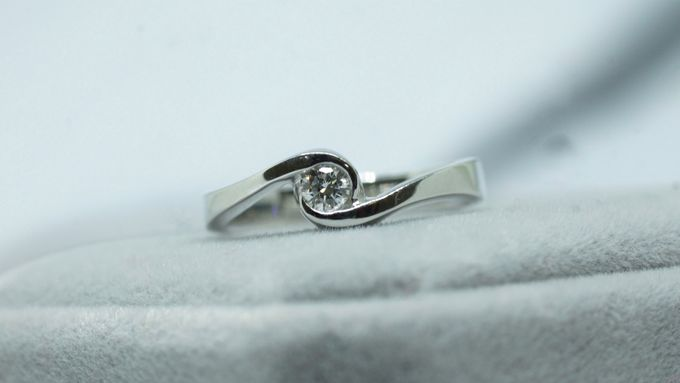 Solitare Series by Crystals Jewelry - 001