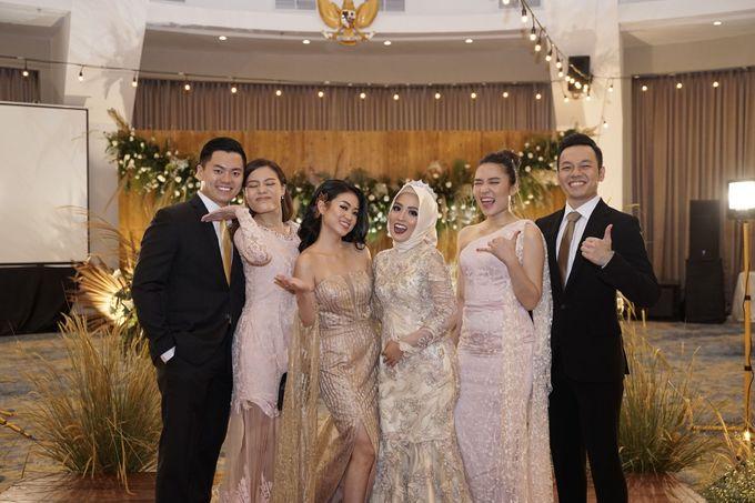 Wedding Adrian & Nyna 2 Maret 2019 by Priceless Wedding Planner & Organizer - 004