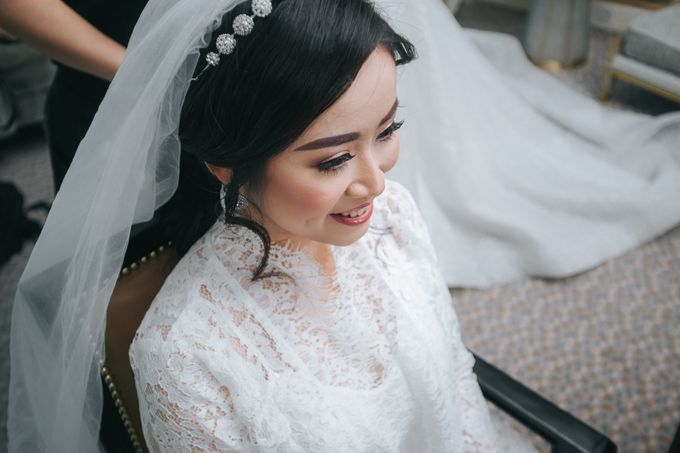 Evelyn & Jossy Wedding Preparation at Four Season Hotel by GoFotoVideo - 014