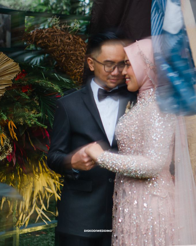 Taman Kajoe | Intimate Kendy & Dimas by diskodiwedding - 006