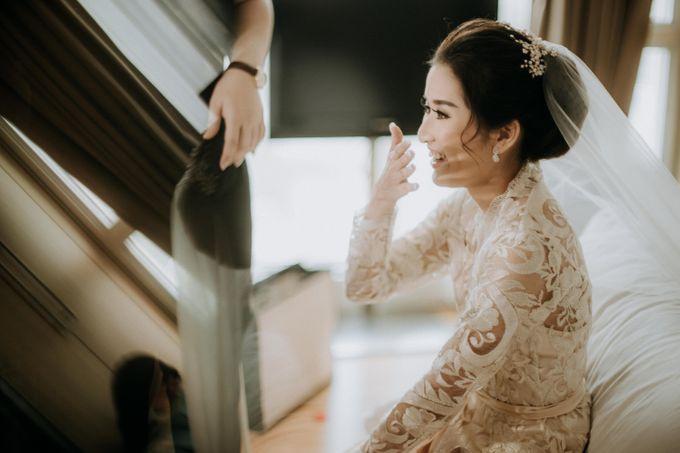Ryan & Feli Wedding day by Keyva Photography - 003