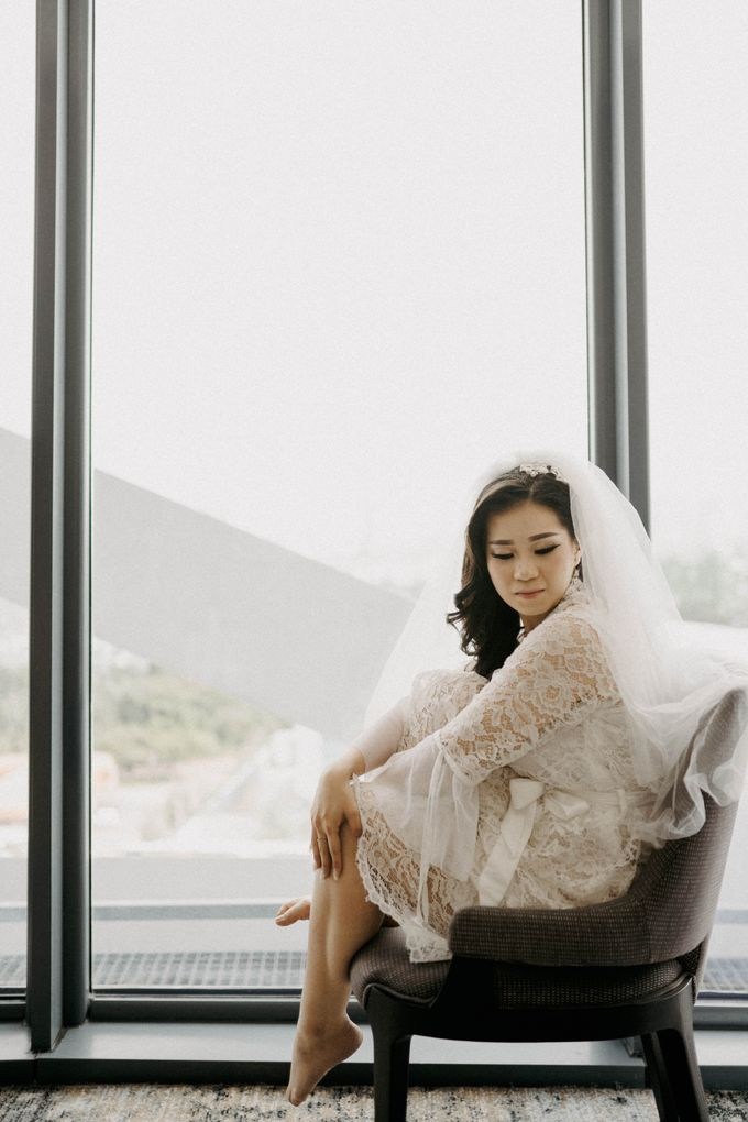 Wedding Day of Yanto & Marcella by KIN Moments - 007