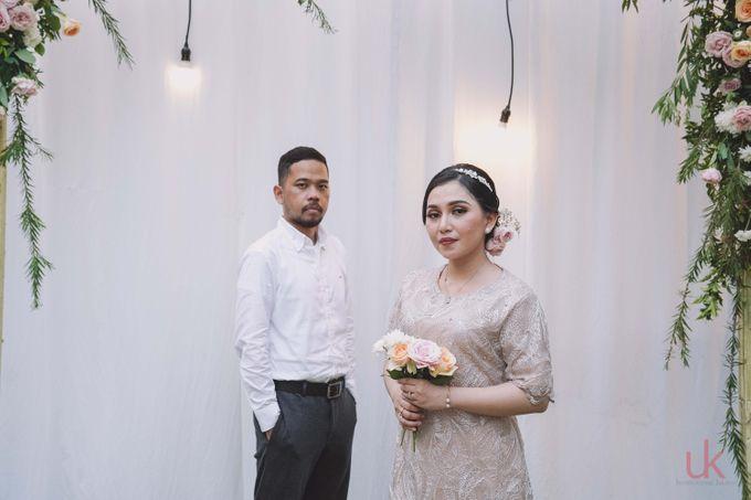 Akad Nikah Nesya & Indra by UK International Jakarta - 016