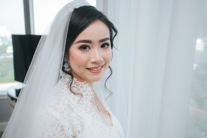 Evelyn & Jossy Wedding Preparation at Four Season Hotel by GoFotoVideo - 005