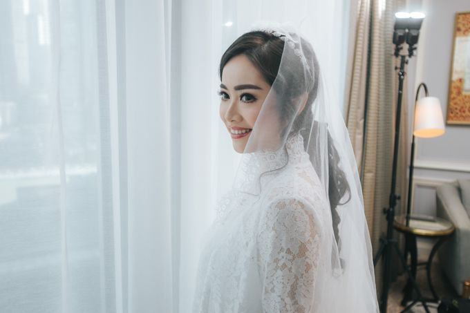 Evelyn & Jossy Wedding Preparation at Four Season Hotel by GoFotoVideo - 016