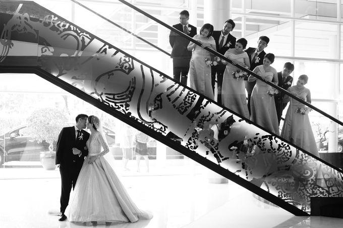 Pullman Thamrin - Kevin & Gisca by Maestro Wedding Organizer - 029