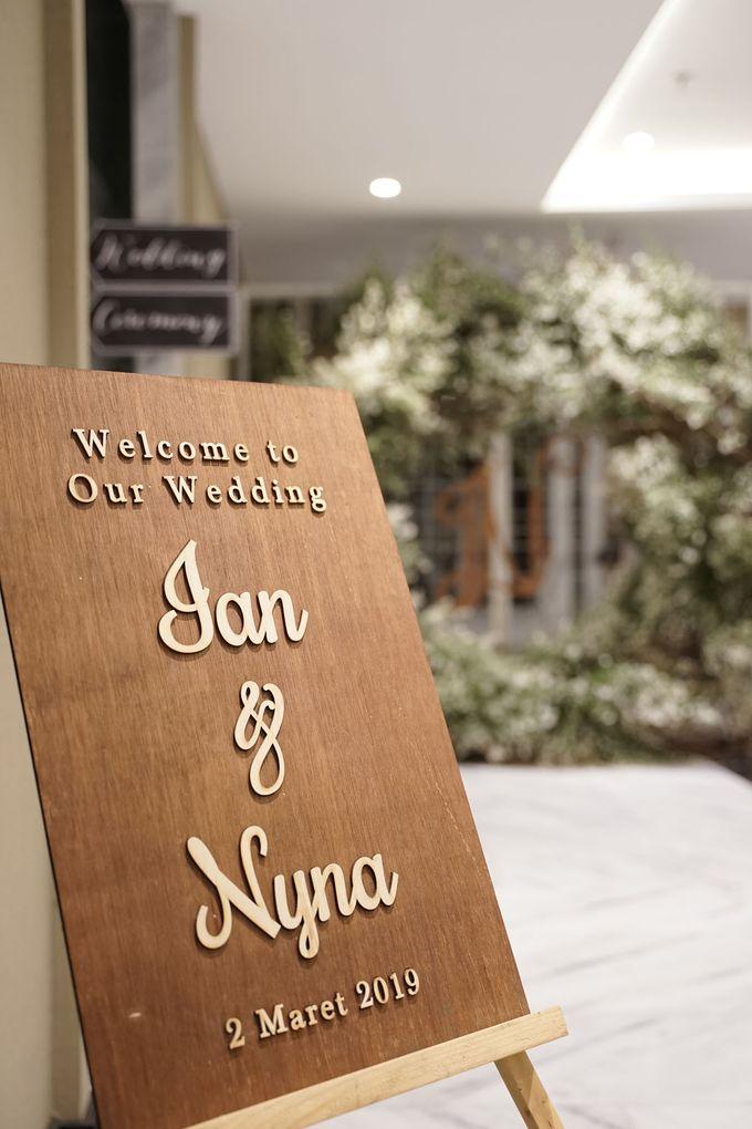 Wedding Adrian & Nyna 2 Maret 2019 by Priceless Wedding Planner & Organizer - 002