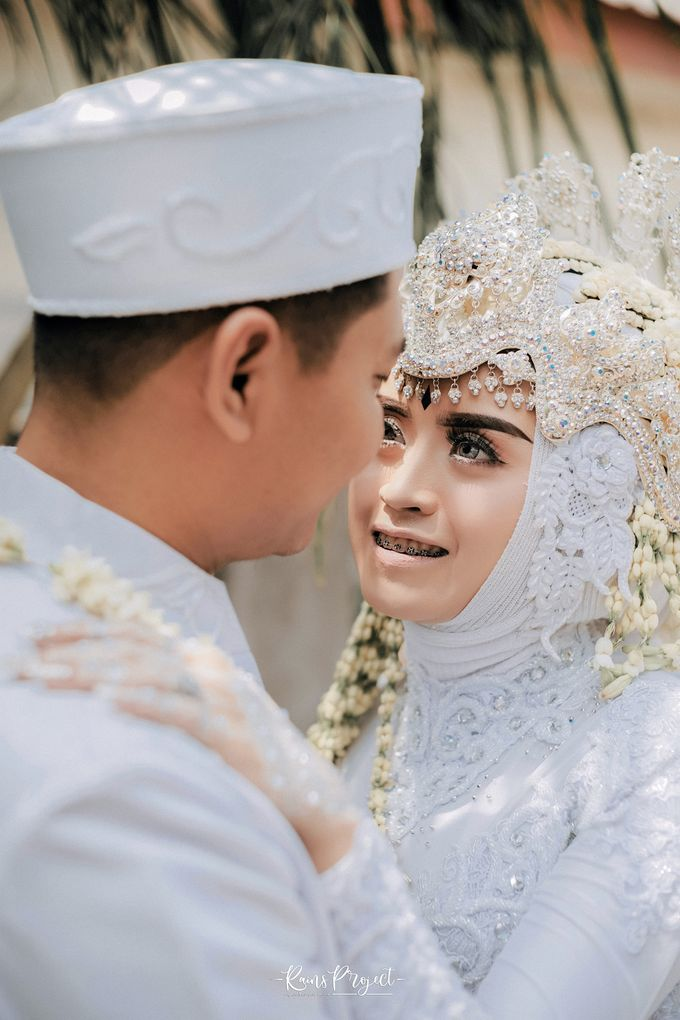 The Wedding of Agus & Lina by Rains Project - 015