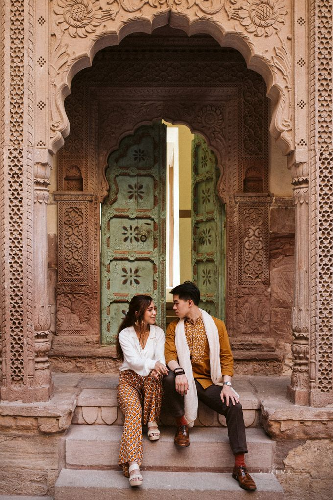 Willy & Dewi India Pre-wedding Photo & Video by Venema Pictures - 016