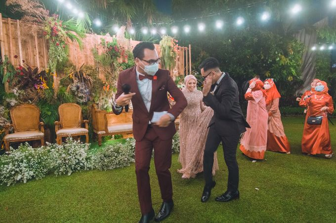 Taman Kajoe | Intimate Kendy & Dimas by diskodiwedding - 019