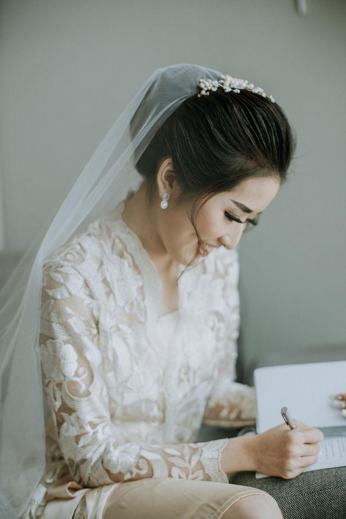 Ryan & Feli Wedding day by Keyva Photography - 005