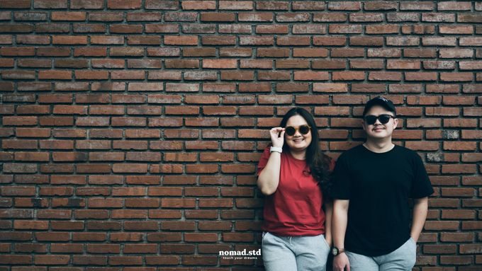 Prewedding Moment Vanesha & Rayhan by Nomad.std - 013