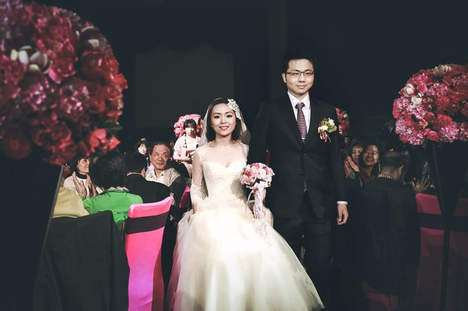 Jane & Titus Wedding Ceremony by: Gofotovideo by GoFotoVideo - 006