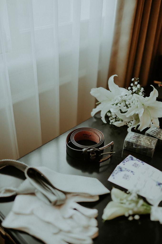 Wedding of Margaretha & Purwo Adi by Ariel Photography - 005