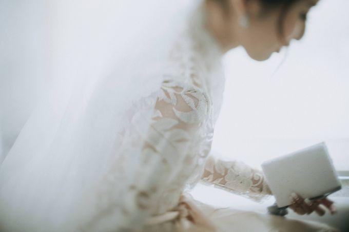 Ryan & Feli Wedding day by Keyva Photography - 046