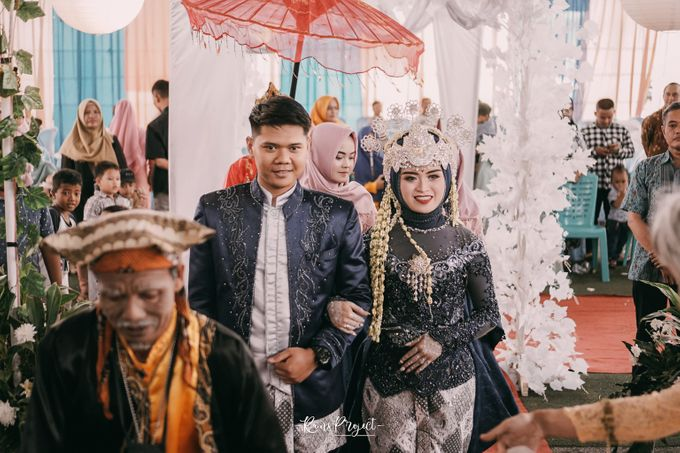 The Wedding of Agus & Lina by Rains Project - 004