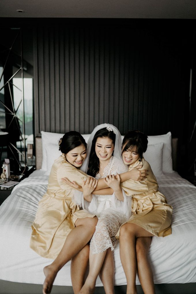 Wedding Day of Yanto & Marcella by KIN Moments - 008