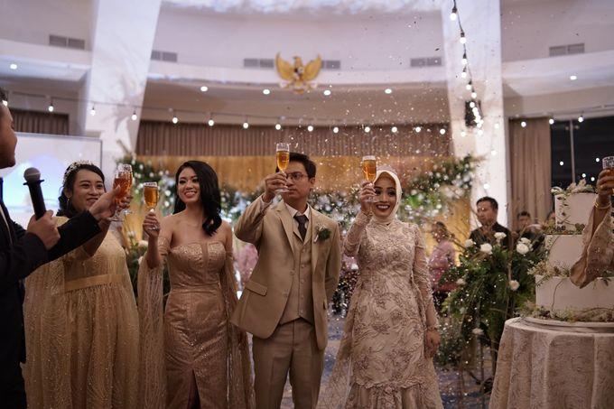 Wedding Adrian & Nyna 2 Maret 2019 by Priceless Wedding Planner & Organizer - 011