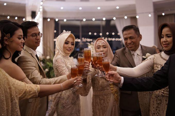 Wedding Adrian & Nyna 2 Maret 2019 by Priceless Wedding Planner & Organizer - 021