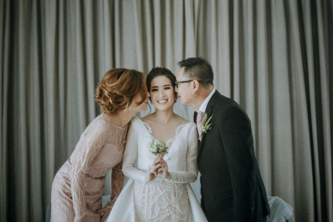 Ryan & Feli Wedding day by Keyva Photography - 007