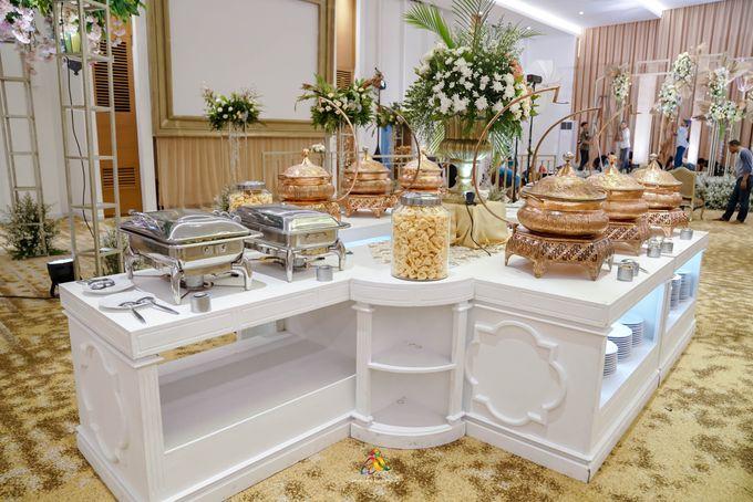 Allwynn Wedding 20 Oct 2019 by Dwi Tunggal Citra Catering - 005