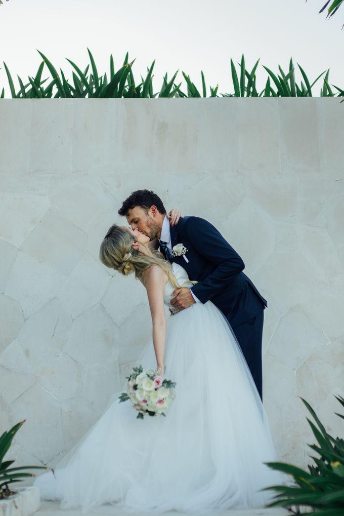 Brazil Selebgram Joicy Muniz Married in Bali by Goddess By Nature - 001