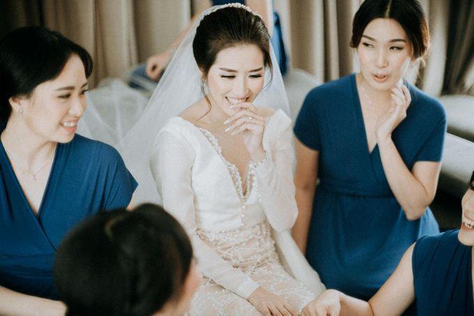Ryan & Feli Wedding day by Keyva Photography - 009