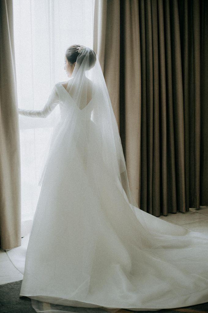 Ryan & Feli Wedding day by Keyva Photography - 010